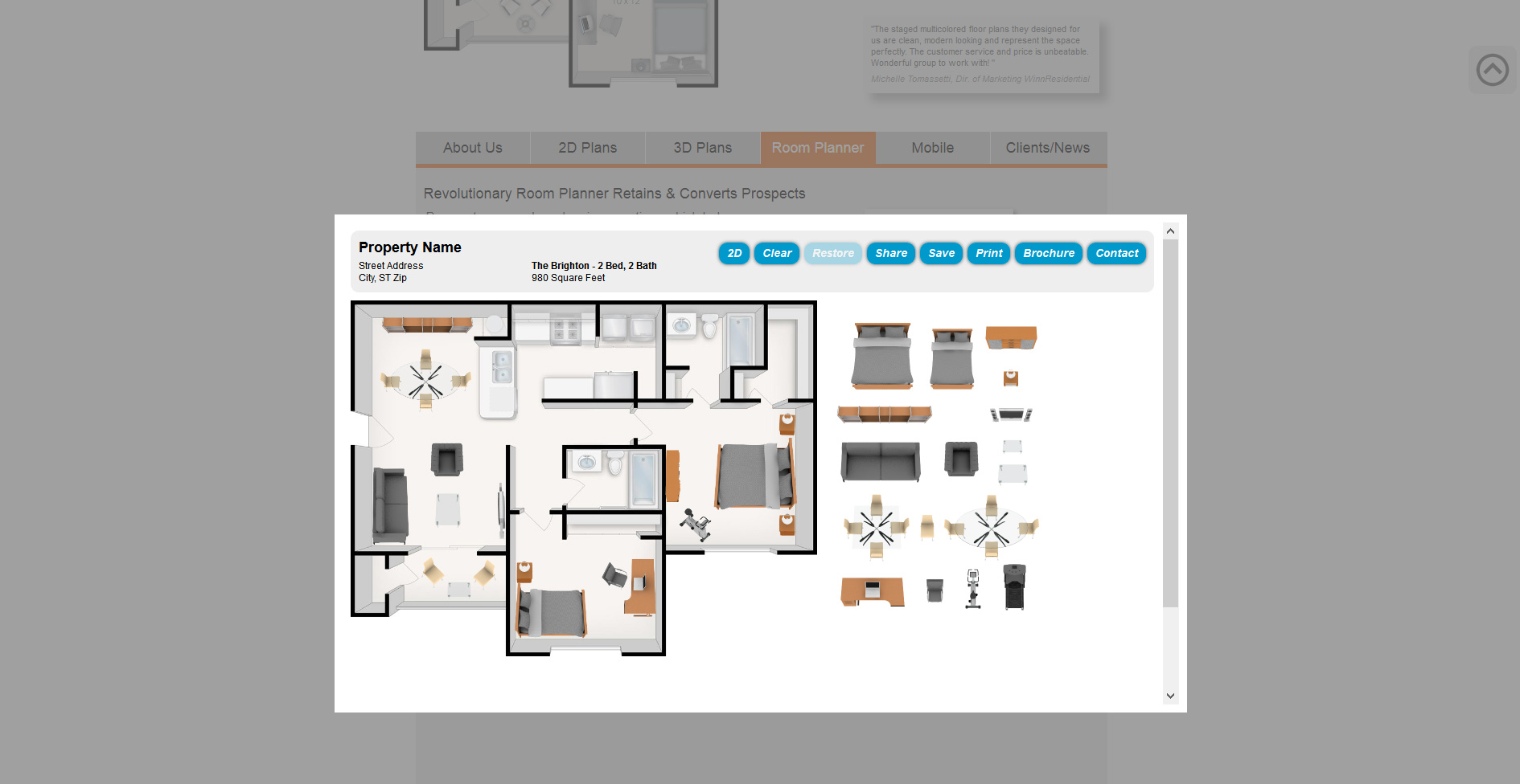 Design Floor Plan